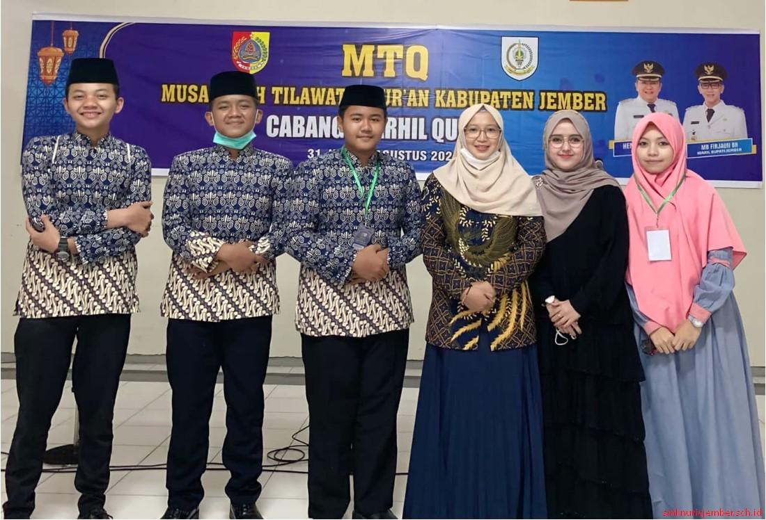 siswa smk nuris jember berhasil menjuarai ajang msq kabupaten jember 2021