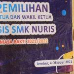 Pemilihan Ketua Osis, IPNU, dan IPPNU, Bukti Implementasi Demokrasi Siswa SMK Nuris Jember